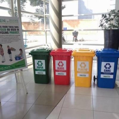 Schools Recycling Project Large